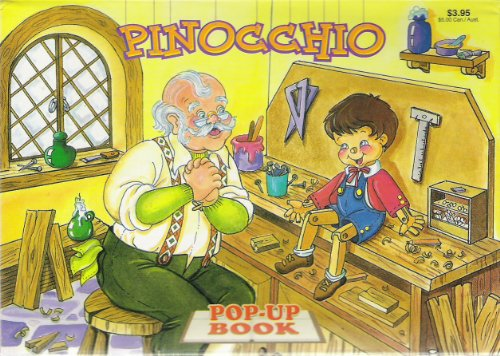 9781590600306: Pinocchio Pop-Up Book