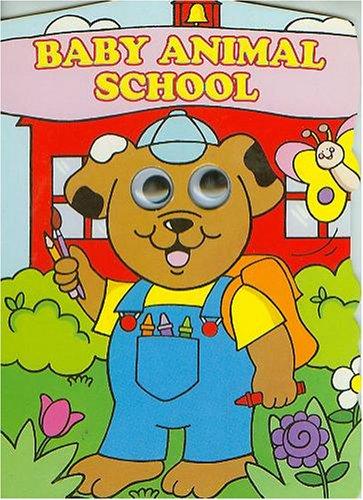 Baby Animal School (Jiggles Series): Playmore Inc.