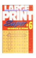 9781590602546: Large Print Super Search & Find #6