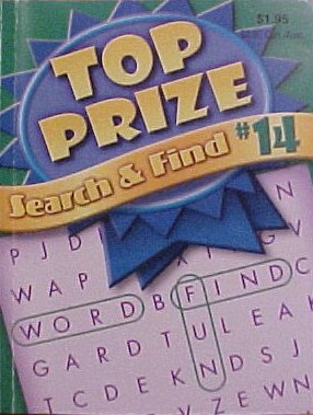 Top Prize Search & Find #14: Waldman Publishing Corp.