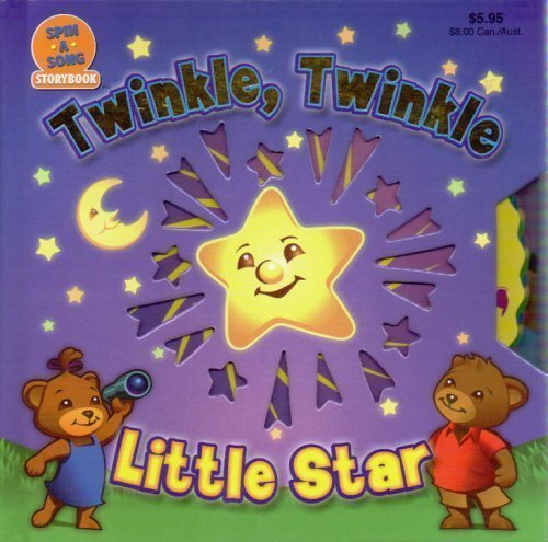 9781590604595: Twinkle, Twinkle, Little Star (Spin a Song Storybook)