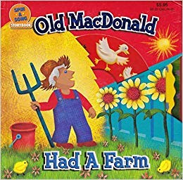 9781590604618: Old MacDonald Had a Farm (Spin-a-Song Storybook)