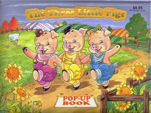 9781590604991: The Three Little Pigs (Pop-Up Book)
