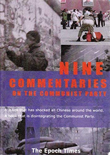 9781590681039: Nine Commentaries on the Communist Party