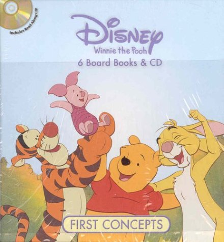 9781590693650: Piglet's Feelings Pack (First Concepts)