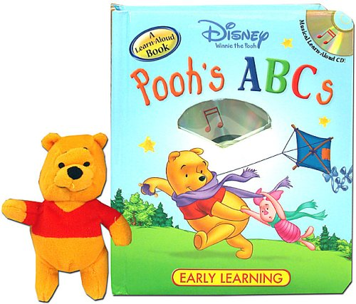 Pooh's ABCs (Early Learning)