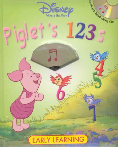 Piglet's 123 (Early Learning): Soundprints