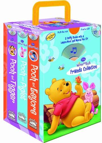 Disney Winnie the Pooh Pooh & Eeyore,: Studio Mouse Editorial