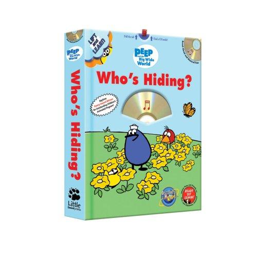 PEEP Who's Hiding? (Peep in the Big: Gates Galvin, Laura