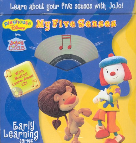 9781590694787: Jo Jo's Circus: My Five Senses (Early Learing Series) (Disney Early Learning)