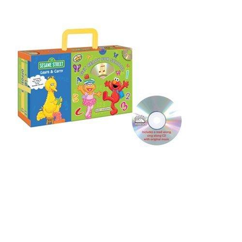 Sesame Street Get Ready for School (Sesame: Studio Mouse