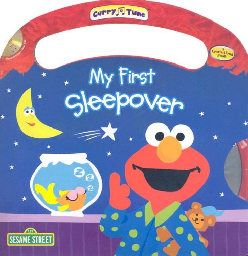 My First Sleepover [With CD] (Carry Tune) (1590696077) by Studio Mouse