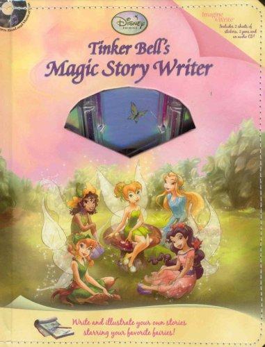 9781590696163: Tinkerbell's Magic Story Writer (Imagine & Write)