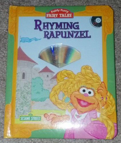 9781590696330: Sesame Street Fairly Furry Fairy Tales: Rhyming Rapunzel