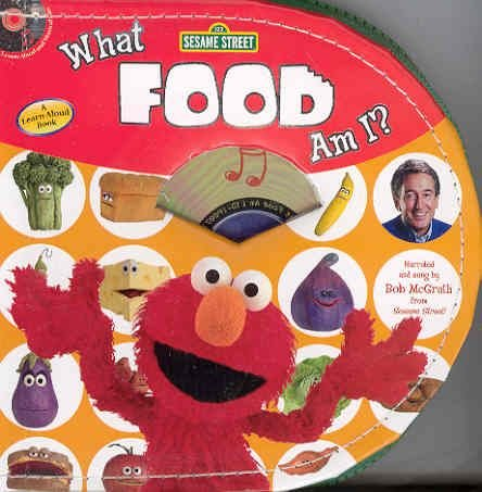 9781590696750: What Food Am I? [With CD] (Zip & Carry)