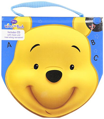 9781590698631: Disney Winnie the Pooh Bedtime ABCs (Read, Play & Go book with audio CD, easy-to-download audio book and printable activities)