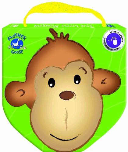 Five Little Monkeys (Read, Play & Go): Mother Goose Jamie