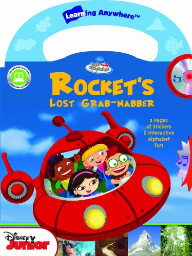Disney Little Einstein's Rocket's Lost Grab-Nabber (with audio CD) (Learning Anywhere): ...