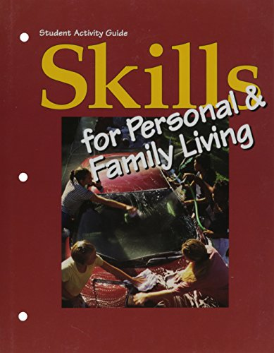 9781590701027: Skills for Personal & Family Living