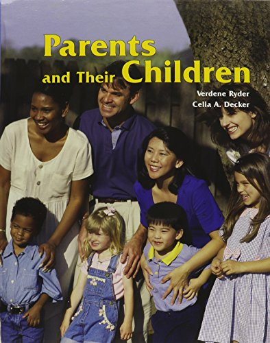 9781590701164: Parents and Their Children