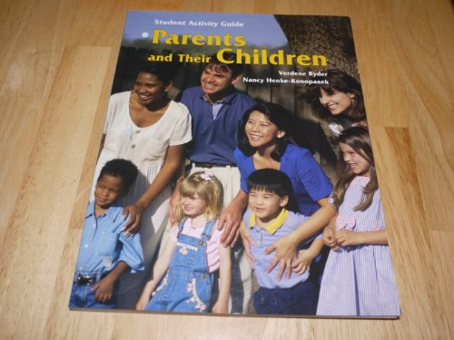 9781590701188: Parents And Their Children