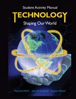 9781590701713: Technology Shaping Our World
