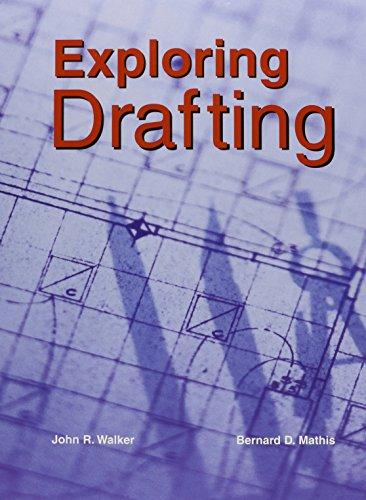 9781590701782: Exploring Drafting: Fundamentals of Drafting Technology