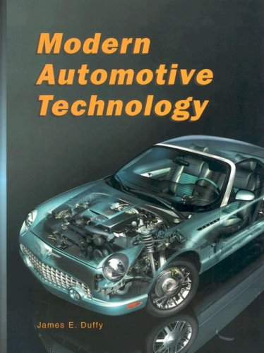 9781590701867: Modern Automotive Technology