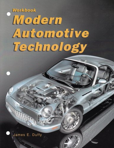 9781590701881: Modern Automotive Technology (Workbook)