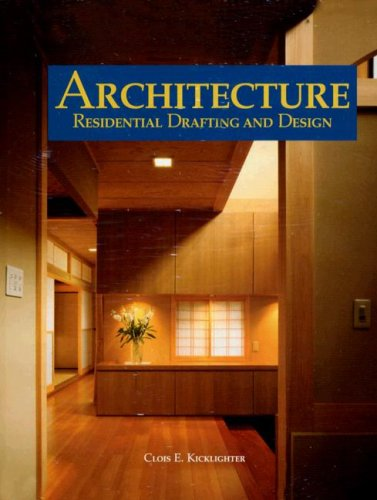 9781590701959: Architecture: Residential Drafting and Design