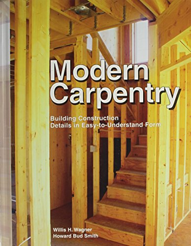 9781590702024: Modern Carpentry