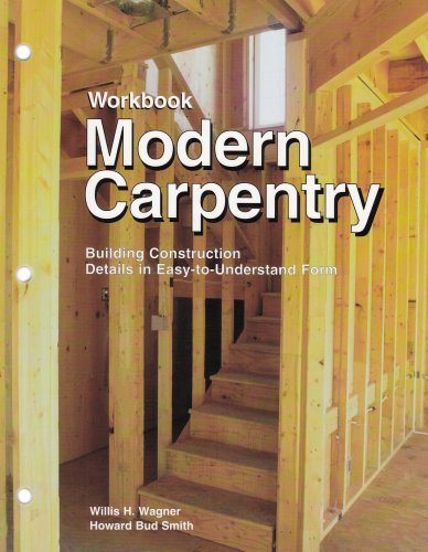 Modern Carpentry: Wagner, Willis H.