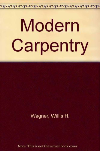 Modern Carpentry Building Construction Details in Easy-To-understand Form, G-W Test Creation ...