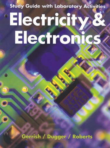 9781590702086: Study Guide with Laboratory Activities - Electricity & Electronics