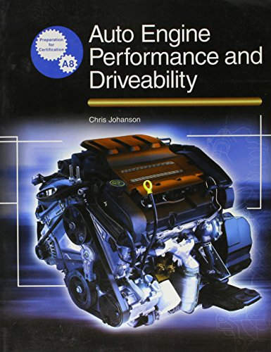 9781590702567: Auto Engine Performance and Driveability