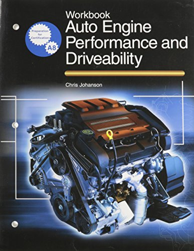 9781590702581: Auto Engine Performance & Driveability