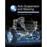 9781590702628: Auto Suspension and Steering Technology