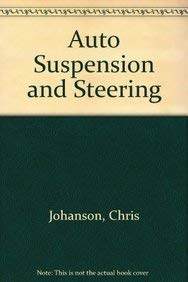 9781590702642: Auto Suspension and Steering Instructor's Guide