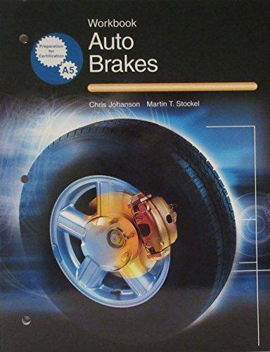 9781590702680: Auto Brakes Workbook