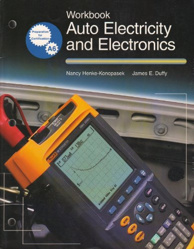 9781590702734: Auto Electricity And Electronics Technology