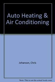 9781590702772: Auto Heating & Air Conditioning