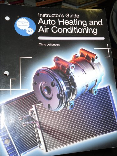 9781590702789: Auto Heating & Air Conditioning Technology