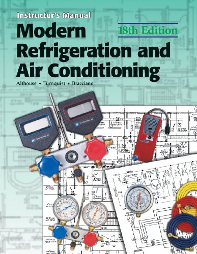 9781590702833: Modern Refrigeration and Air Conditioning