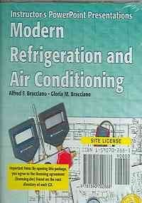 9781590702888: Modern Refrigeration and Air Conditioning