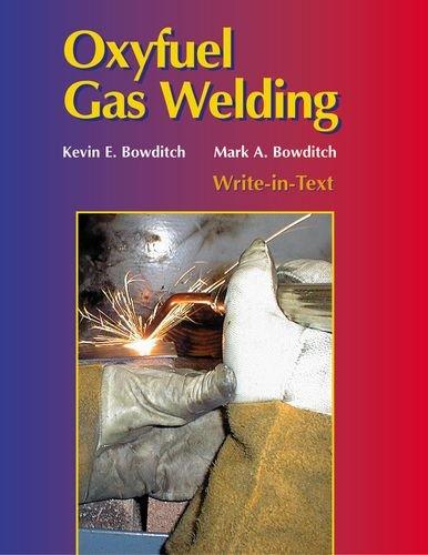 9781590703007: Oxyfuel Gas Welding