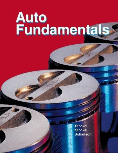 9781590703250: Auto Fundamentals