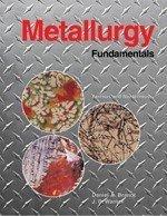 9781590703458: Metallurgy Fundamentals