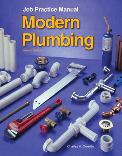 9781590703519: Modern Plumbing Job Practice Manual