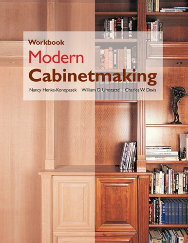 9781590703779: Modern Cabinetmaking - Workbook