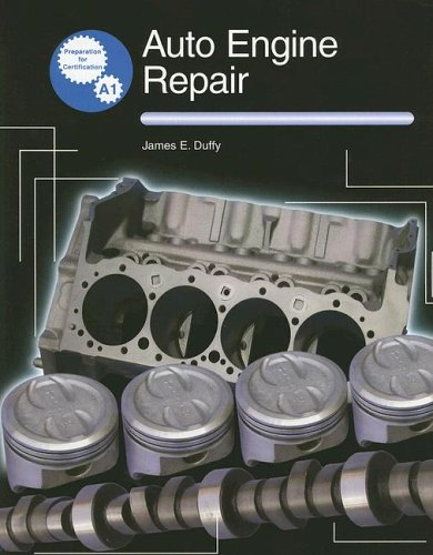 9781590704004: Auto Engine Repair